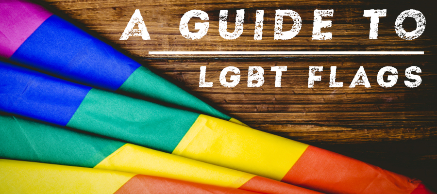 A Quick Guide To LGBTQ Flags - Gayborhood Buzz